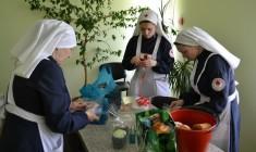У храмі Всіх Святих землі волинської відбувся чин посвяти у православне сестринство