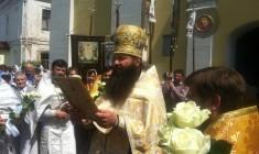 Престольний празник Свято-Миколаївського храму села Жидичин