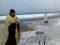 Звершення чину Великого освячення води у селі Оленине