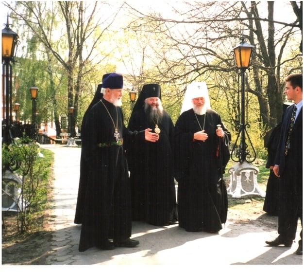 Семінарію відвідав митрополит Володимир (Сабодан)