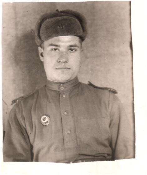 Після повернення з фронту, 1946 рік