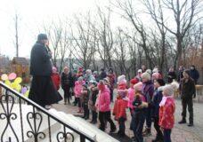 У недільній школі при храмі УПЦ в Горохові організували розваги для дітей