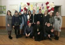 Зустріч молоді та дітей – прихожан УПЦ – у місті Ківерці