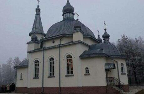 У Любешівському благочинні Волинської єпархії спростували «перехід» громади УПЦ села Великий Курінь до ПЦУ