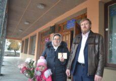 Дружині священика УПЦ з селища Олика присвоєно почесне звання «Мати-героїня»