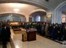 Поминальна субота другої седмиці Великого посту у кафедральному соборі