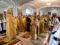 День Ангела єпископа Волинського і Луцького Нафанаїла: Божественна літургія