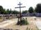 У Камені-Каширському освятили місце під будівництво нового храму
