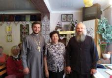Священники Волинської єпархії передали кошти для потреб Горохівського осередку УТОС