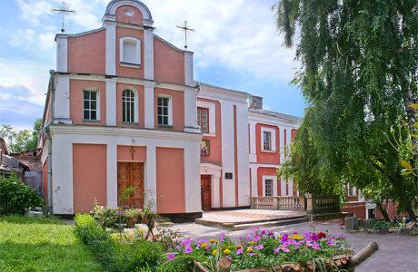 Вступна компанія в Волинській духовній семінарії (ВІДЕО)