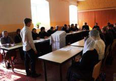 Графік проведення вступних іспитів у Волинській духовній семінарії