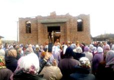 Перше Престольне свято православної громади села Раків Ліс