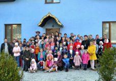 Урочисте заняття у недільній школі луцького храму напередодні свята Покрову Пресвятої Богородиці