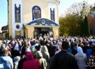 Престольне свято у древньому Свято-Покровському храмі Луцька