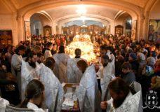 Димитрівська поминальна субота у кафедральному соборі Луцька