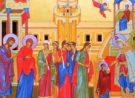 Свято Введення до храму у Луцькому соборі Волинських святих. Благодатна купель від 04.12.2019