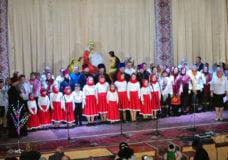 Дванадцятий Різдвяний благодійний концерт для дітей-сиріт у Горохівському благочинні