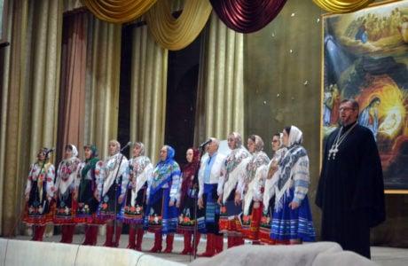 Різдвяні благодійні заходи у Ківерцівському благочинні зібрали 13000 гривень для дітей-сиріт