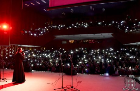Відбувся 26-й Благодійний різдвяний концерт, організований Волинською єпархією УПЦ +ФОТОРЕПОРТАЖ