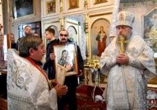 25-літній ювілей відкриття храму у селі Пальче: святкова Божественна літургія архієрейським чином