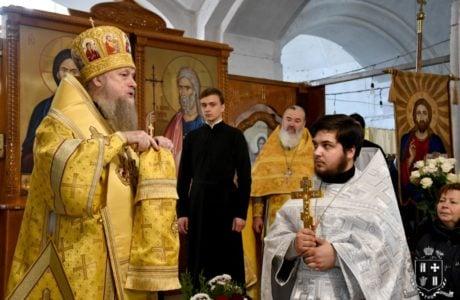 Неділя про Закхея: Божественна літургія архієрейським чином та священницька хіротонія у кафедральному соборі Луцька